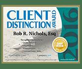 client-distinction-award